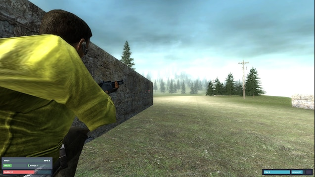 simple third person gmod