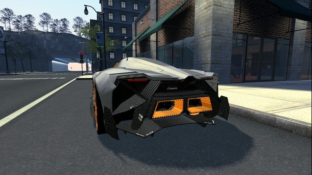 Steam Workshop 2013 Lamborghini Egoista