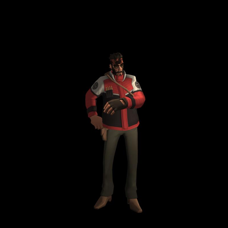 tf2 how to get huntsman