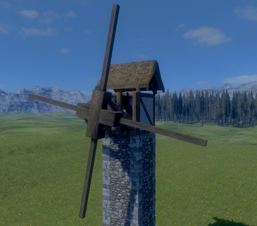 Steam Community Guide How To Make A Windmill