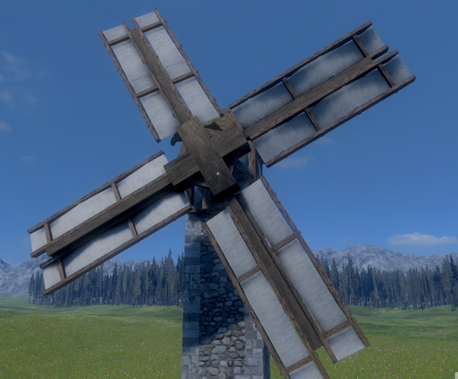 Steam Community :: Guide :: How To Make A Windmill
