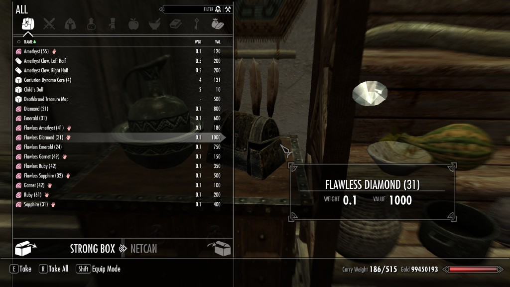 Where To Find Flawless Diamonds In Skyrim - The Best Diamond
