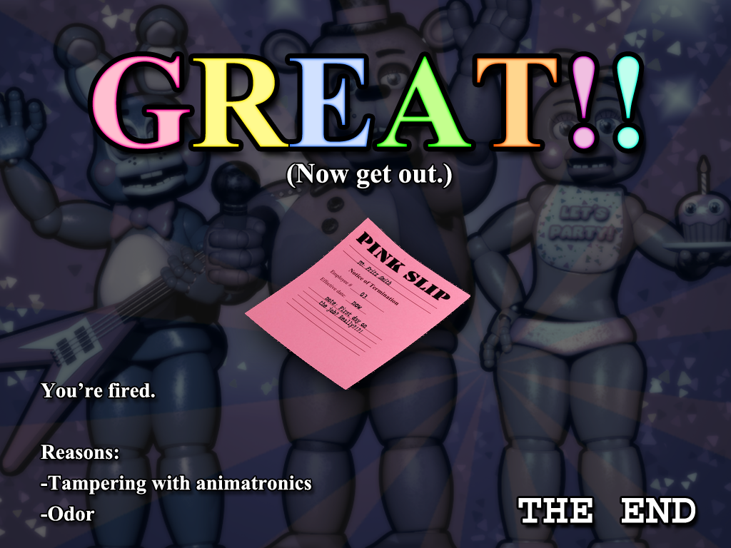 Steam Community :: Guide :: Five Nights at Freddy's 2 WALKTHROUGH
