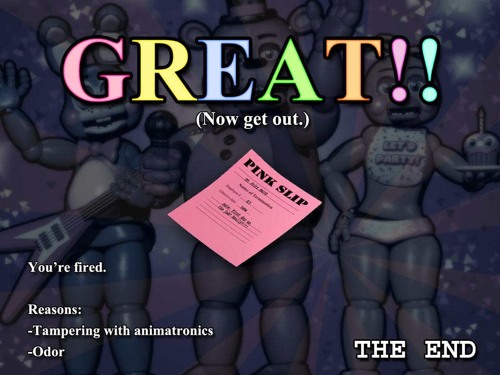 Steamin yhteisö :: Opas :: Five Nights at Freddy's 2 WALKTHROUGH