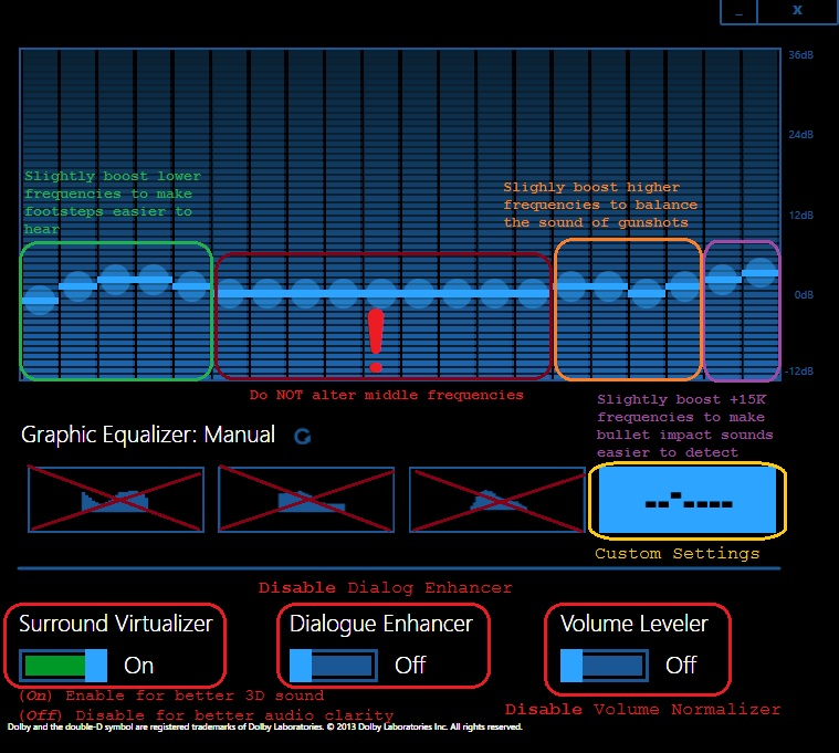 Steam Community :: Guide :: Ultimate Guide to Audio Equalizer