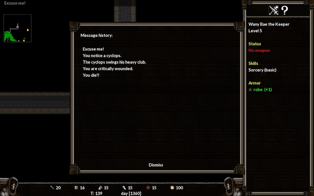 Steam Community :: KeeperRL