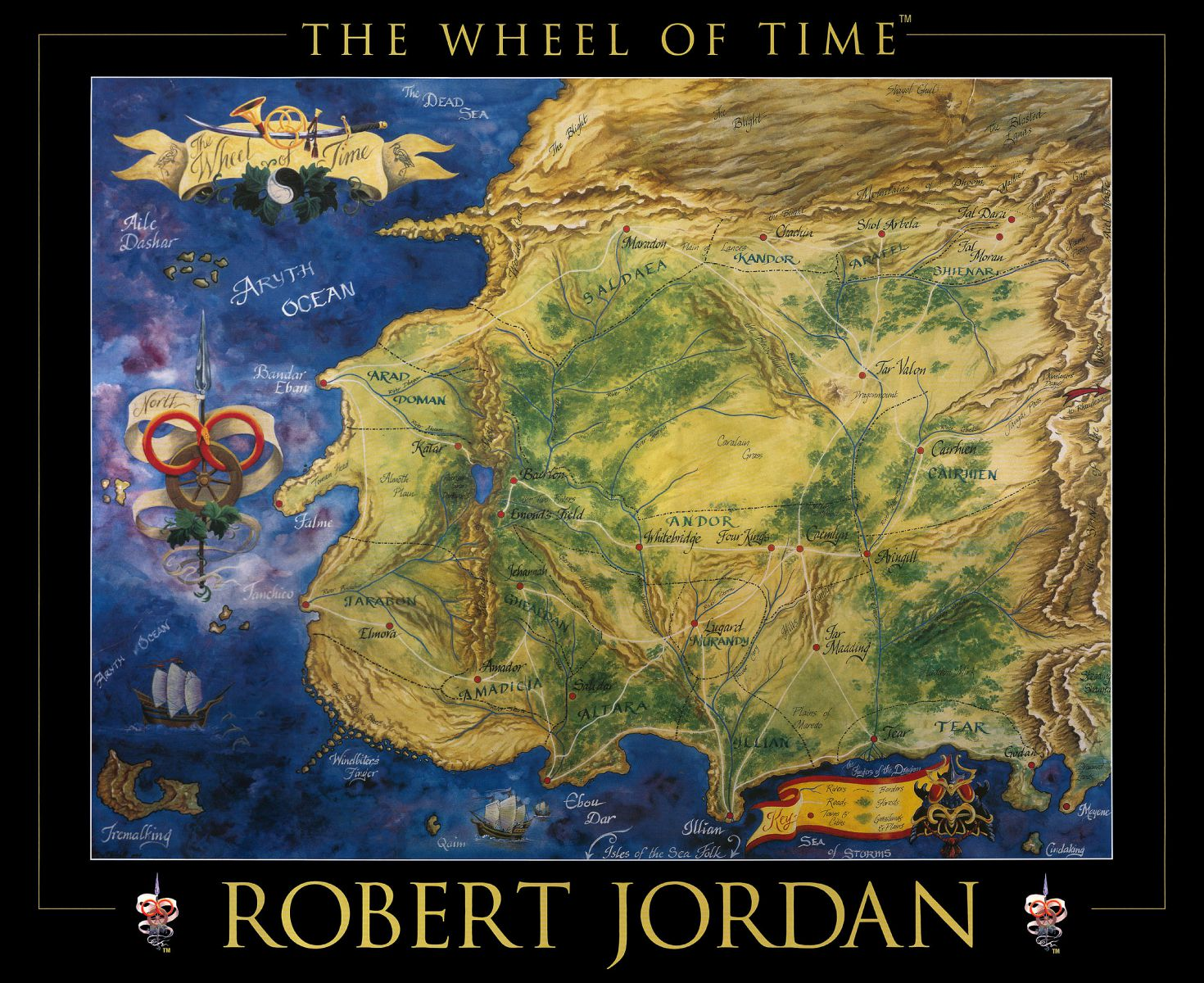 Steam Workshop :: Wheel of Time Map