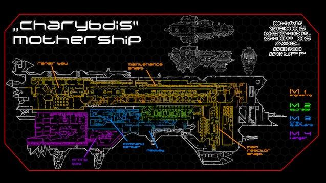 Steam Workshop :: Charybdis mothership