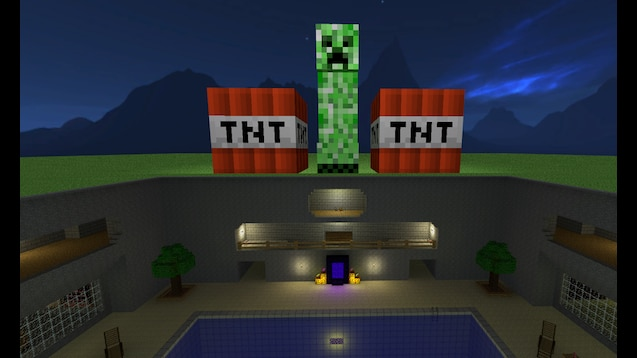 Steam Workshop :: Trade_Minecraft_Neon