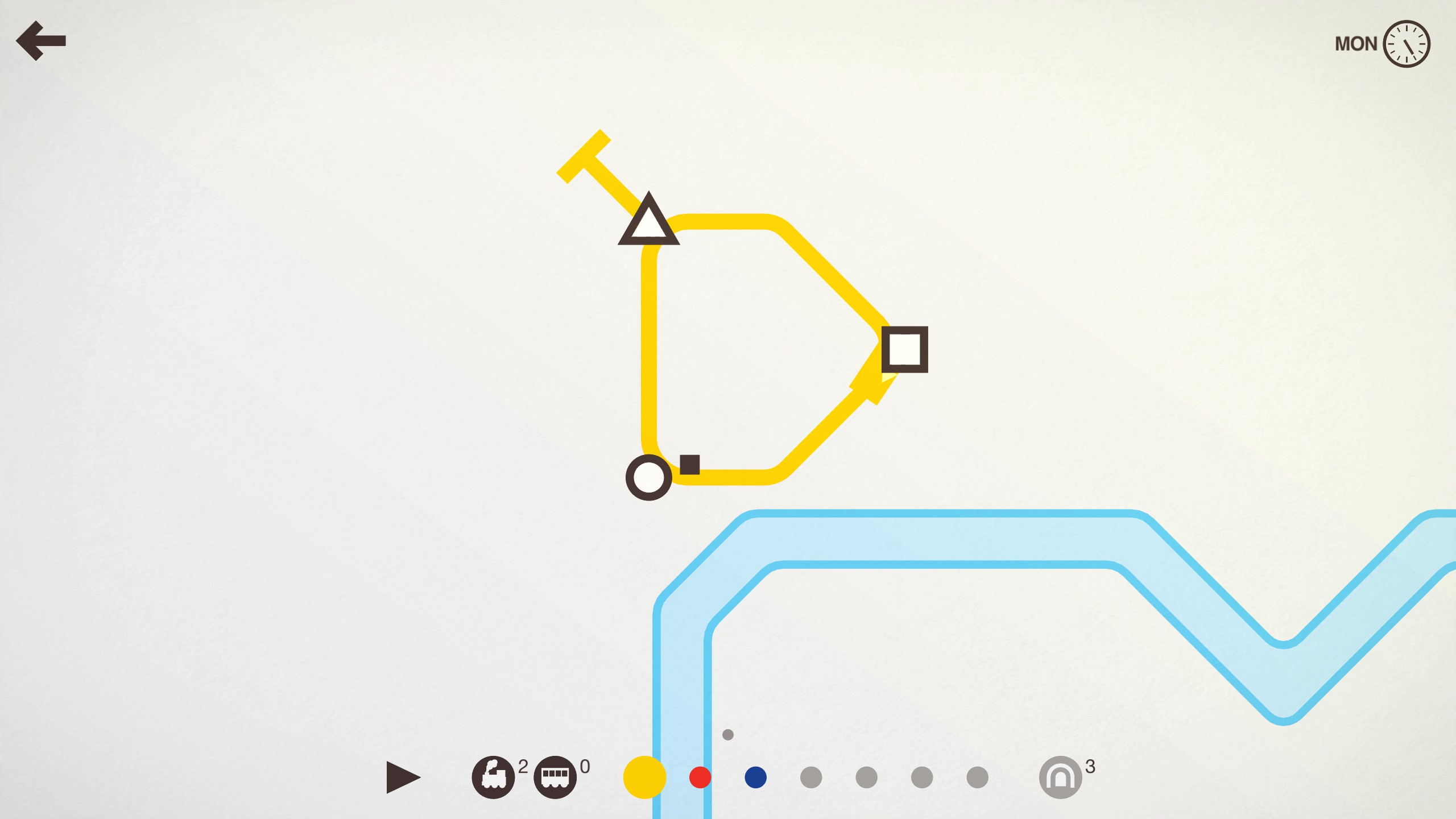 Steam Community Guide The Mini Metro Extensive Beta5 Two Station Start Stop Wiring This Will Mean Instead Of Reaching End Track And Heading Back It Go Around Circuit Usually Is But Not Necessarily Better