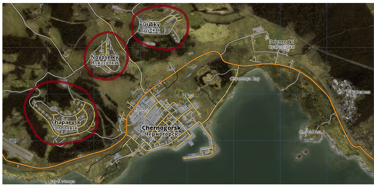 The only place to find the c&ing tents are in the tenement buildings[dayz.gamepedia.com] also known as the apartment buildings. & Steam Community :: Guide :: Complete guide: How to find a tent + ...