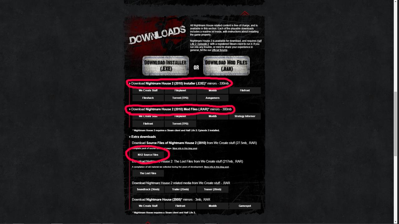 Nightmare house 2 (2015) file mod db.