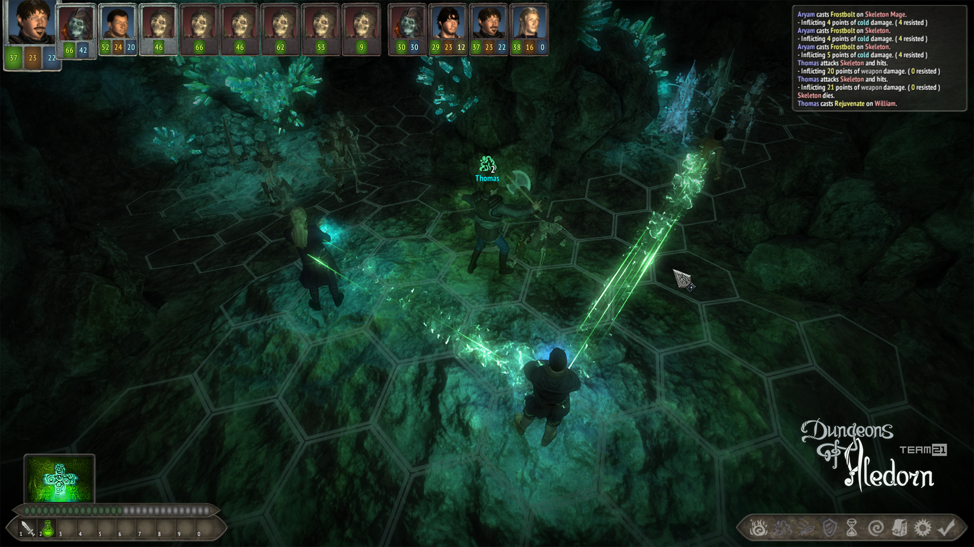 Steam Greenlight :: Dungeons of Aledorn