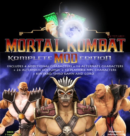 Steam Community :: Guide :: Ultimate Mortal Kombat 3 2 by