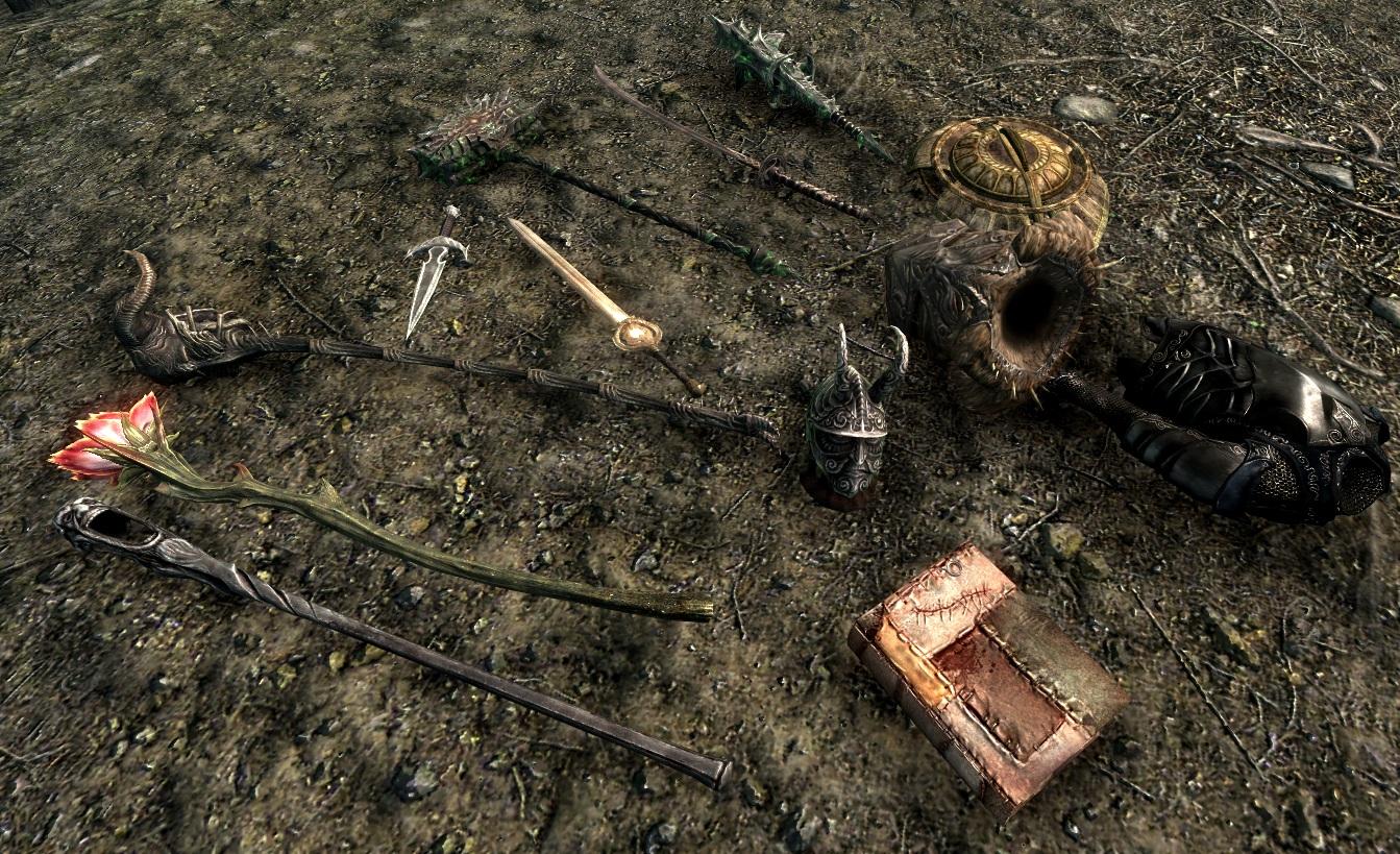 Steam Workshop :: Improved Daedric Artifacts (v1 2)