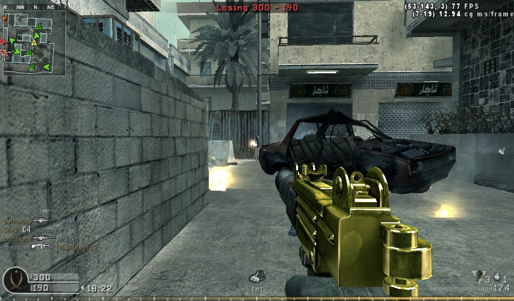 Steam Community :: Screenshot :: Gold Mini-Uzi w/ silencer