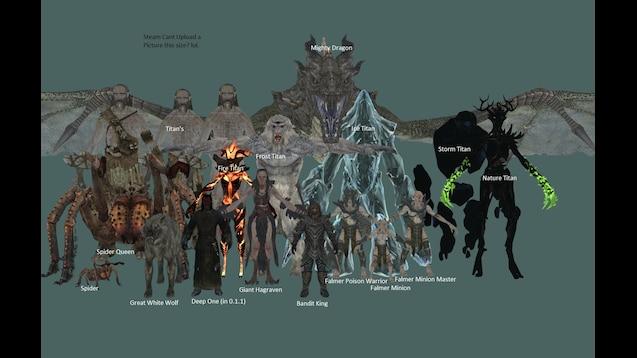 Steam Workshop :: More Enemies 1 2