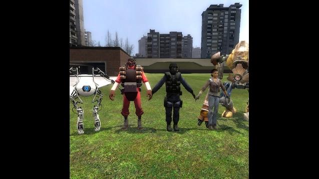 Steam Workshop :: Standing Pose Tool
