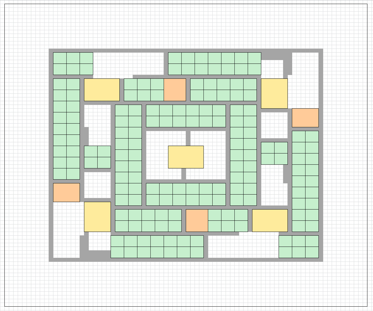 Best eco house layout anno 2070
