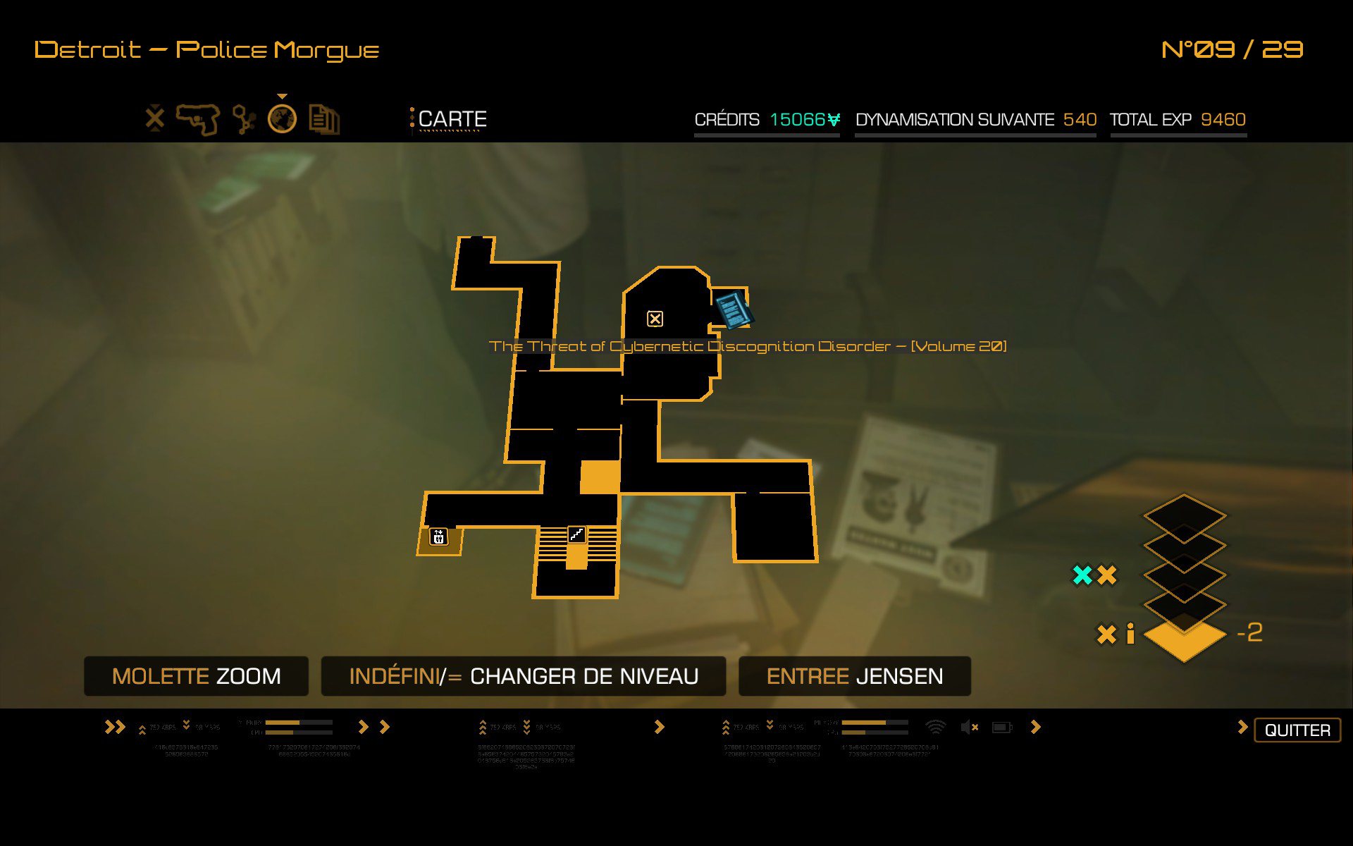 Steam community guide doctorate achievement 29 unique xp this one is located in the police morgue i assume you have the codes or the hacking level as it is a main quest to get to the morgue the ebook is fandeluxe Epub