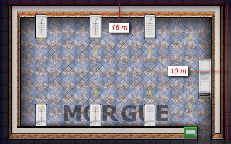 how to build a medical ward in prison architect