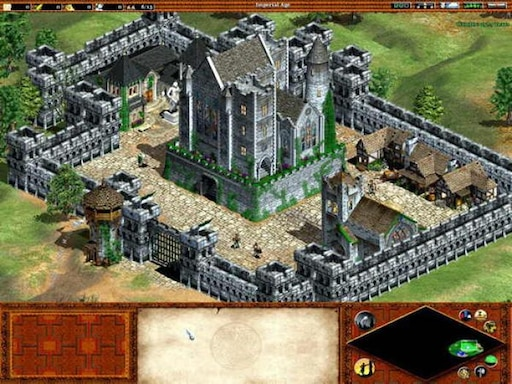 age of empires 2 gold edition trainer