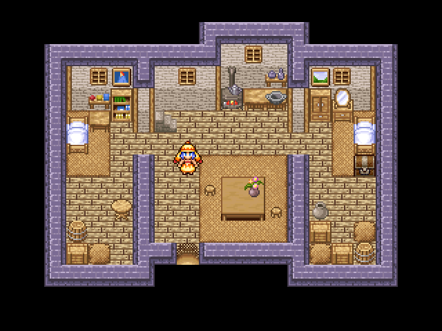 how to use rpg maker 2003