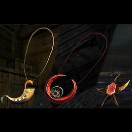 Steam Workshop :: Ashland Amulets - Morrowind Artifacts for Skyrim