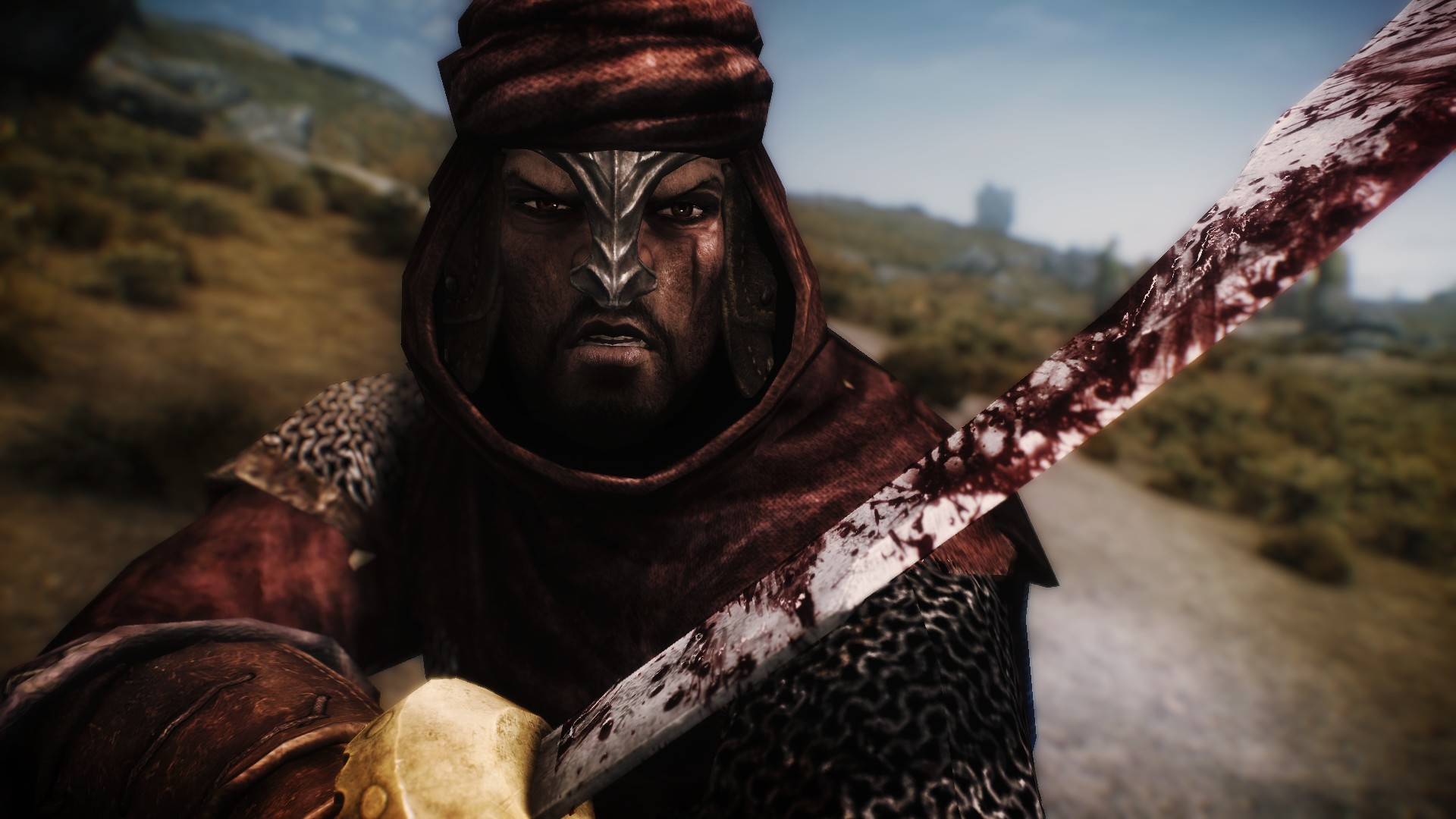Steam Workshop :: Redguard Knight Armor