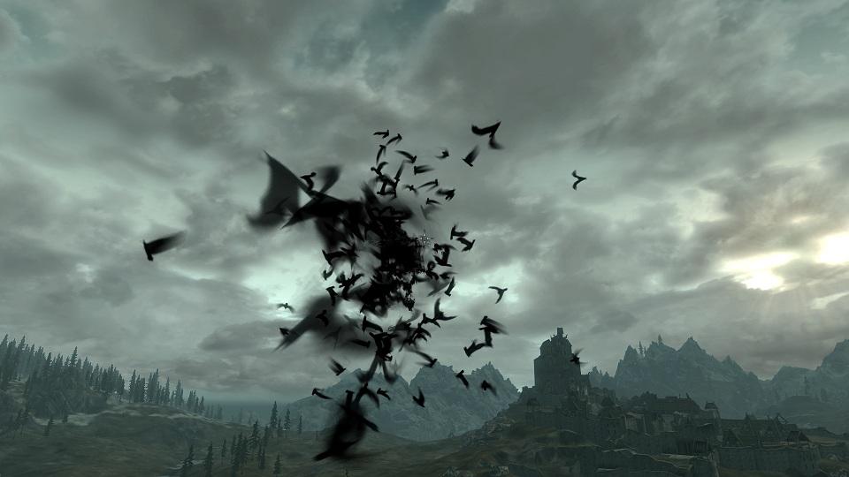Skyrim Custom Vampire Lord