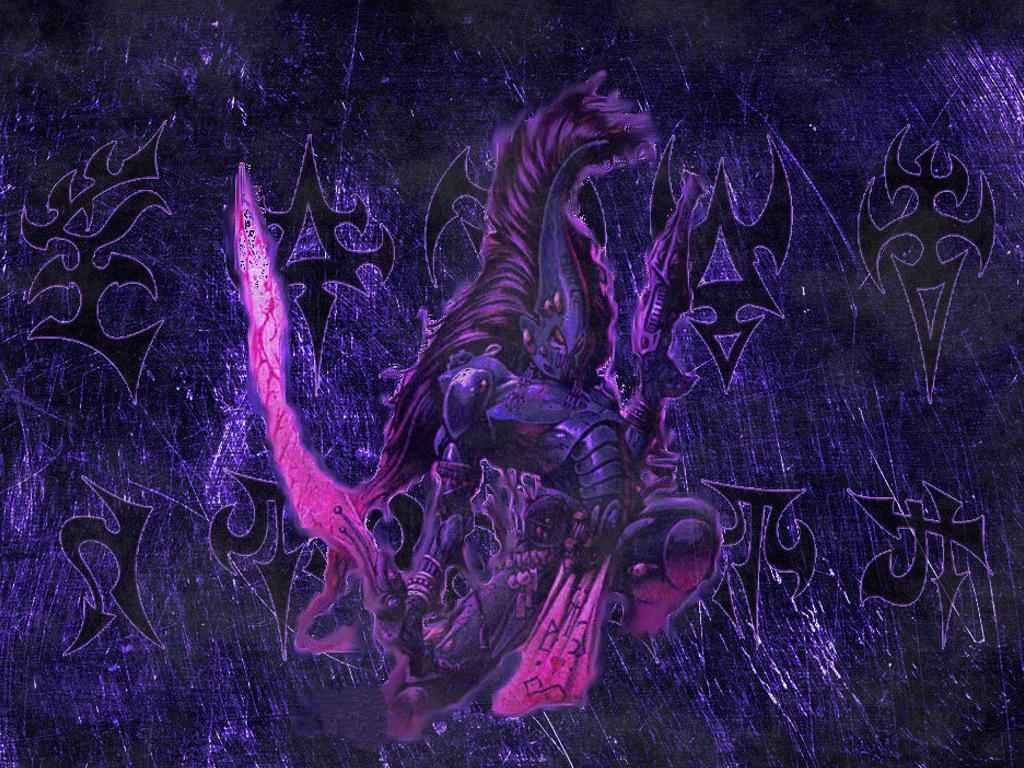 Steam Dark Eldar HD Wallpaper