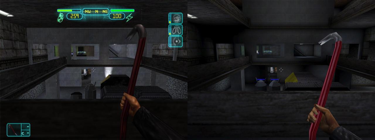 Steam Community :: Guide :: Deus Ex: Conspiracy (PS2) vs  Deus Ex