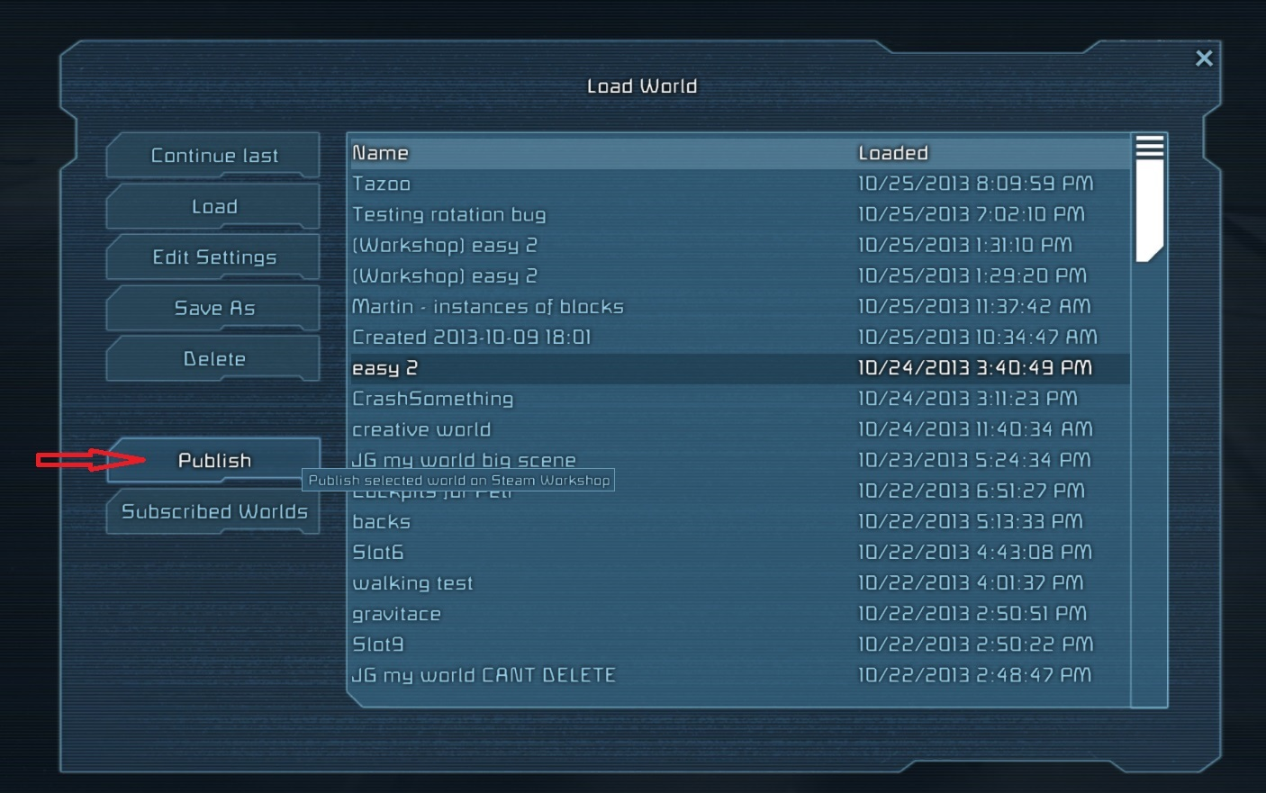 Steam Community :: Guide :: Official: How to use Workshop in
