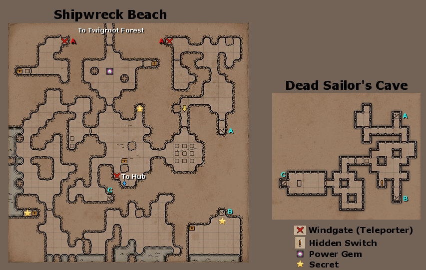Steam community guide completed maps all secrets and treasures shipwreck beach publicscrutiny Images