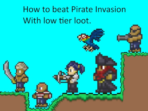 Steam Community :: Guide :: How to beat a Pirate Invasion with low