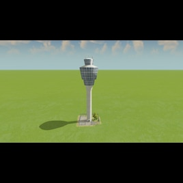 Steam Workshop :: [AD]Air Control Tower (3x3)