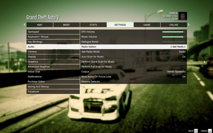 grand theft auto v games
