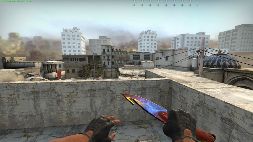 steam community screenshot ps gut knife marble fade lots of blue
