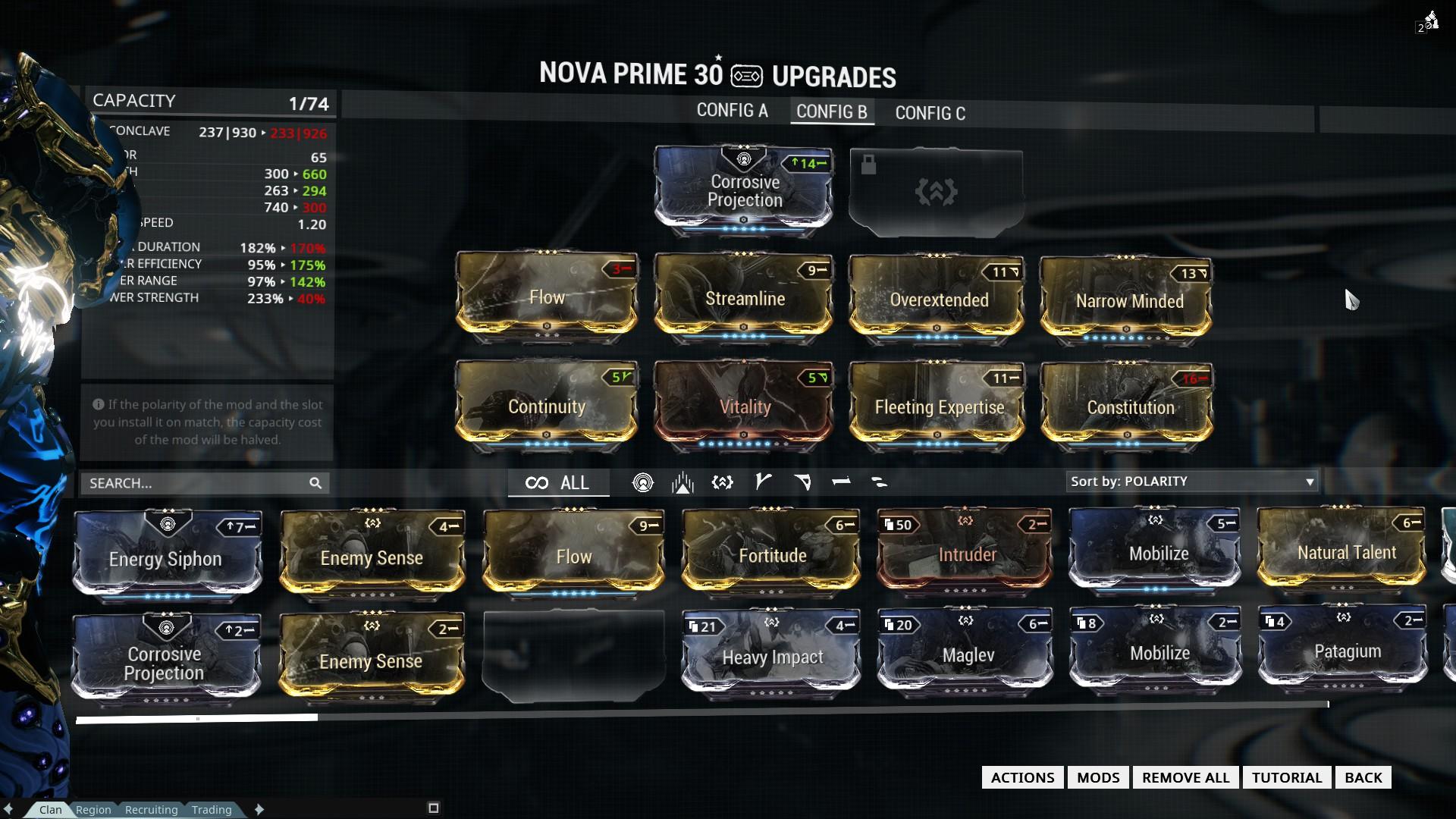 Steam Community Guide Nova Prime Builds Warframe nova build !cc ohne ende! nova prime builds