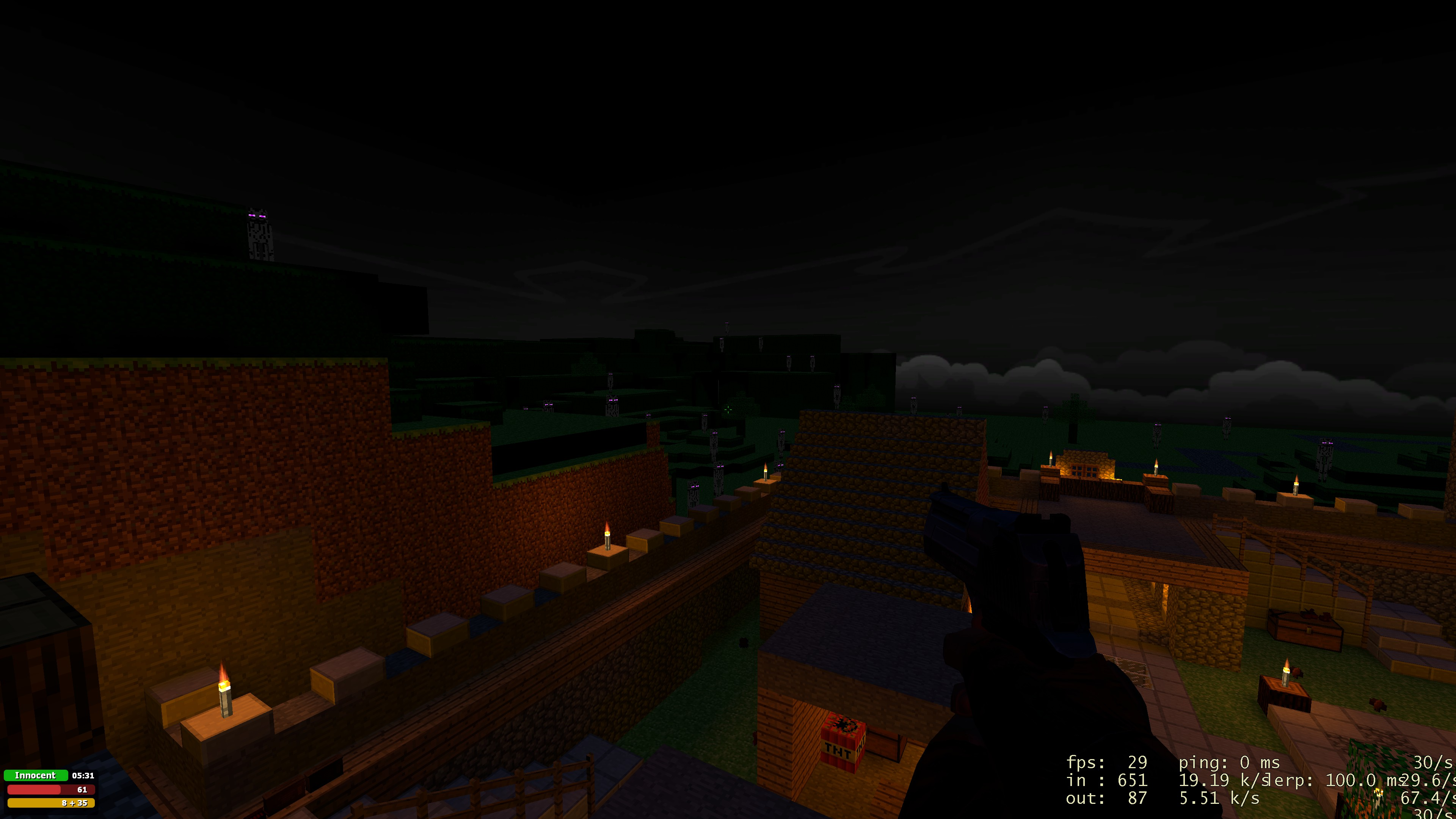 aesthetic lighting minecraft indoors torches tutorial. NOTE: This Secret Is Completely Aesthetic! You Can\u0027t Actually Interact With Any Endermen Other Than The Six I Just Told About. Aesthetic Lighting Minecraft Indoors Torches Tutorial