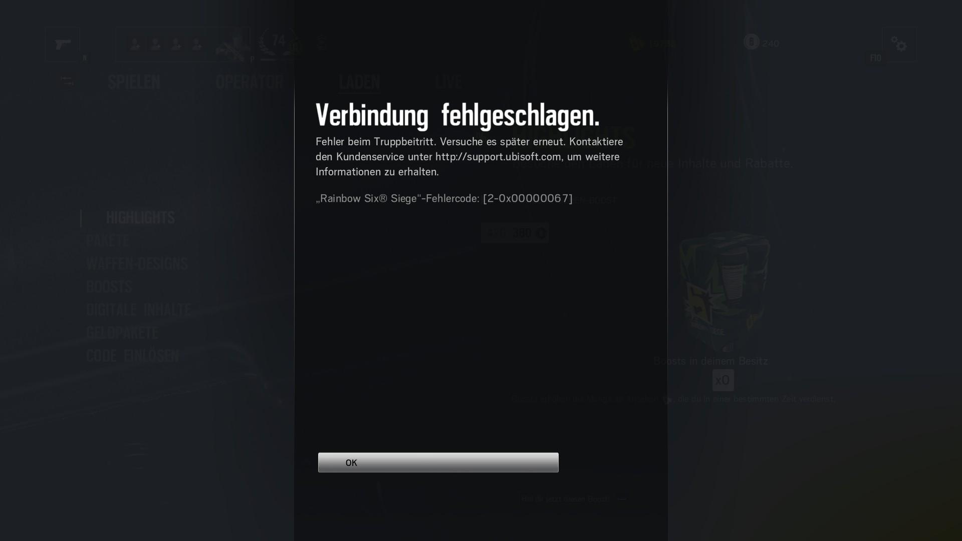 Teamviewer verbindung zum router fehlgeschlagen