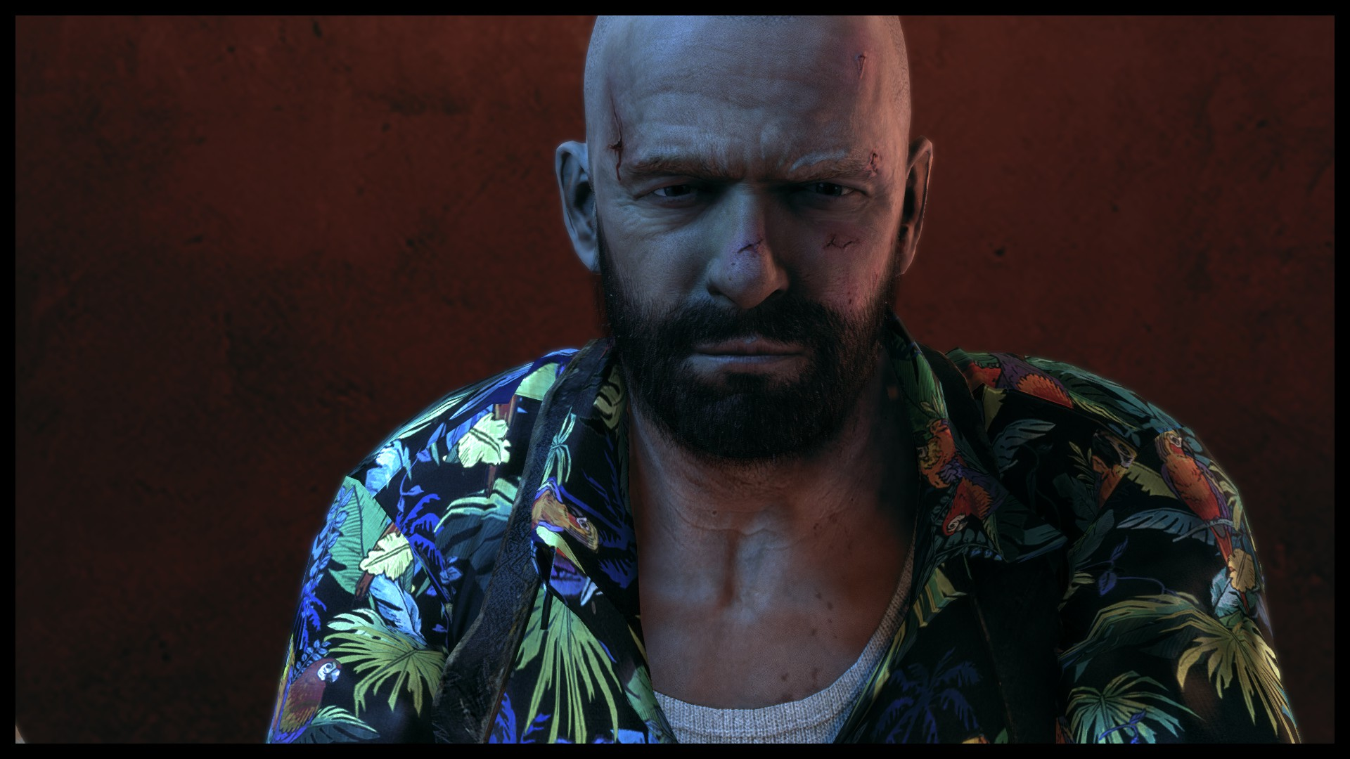 Max Payne 3 Bald Candyfree