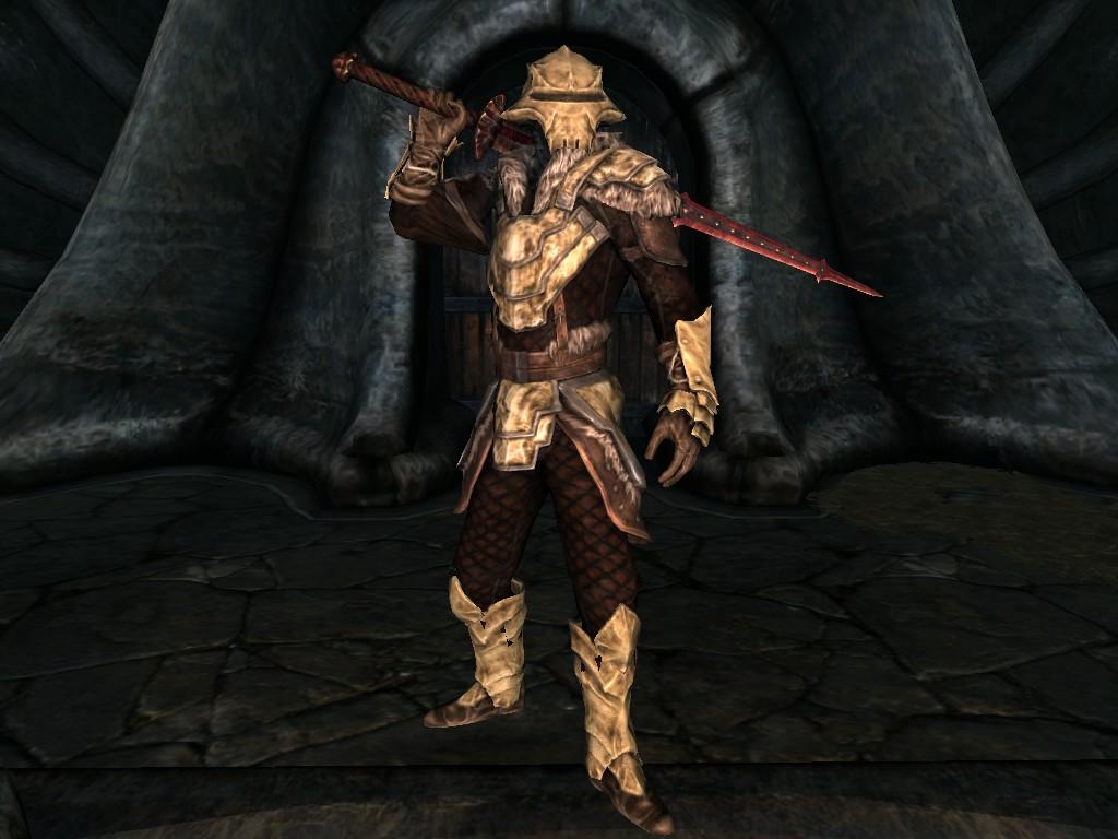 Steam Workshop :: Light Bonemold Armor - Fully Integrated