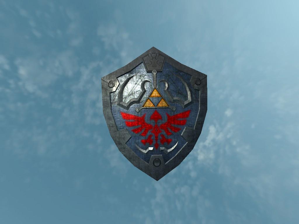 hylian shield skyrim