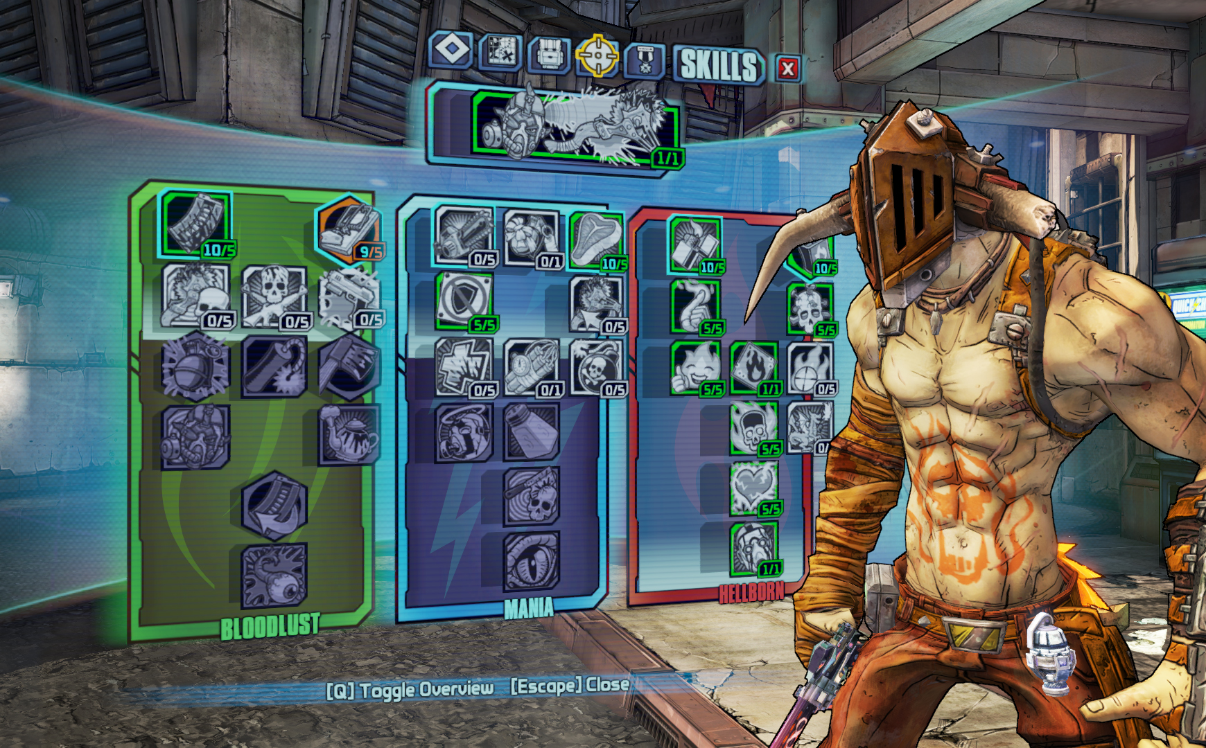 Steam Community :: Guide :: Krieg the Psycho Fire lvl 61 ... Borderlands 2 Psycho Build