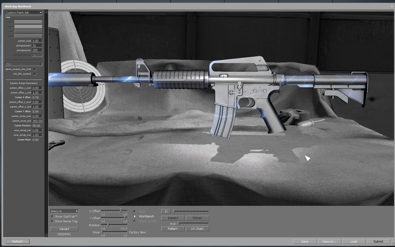 Steam Community :: Guide :: Workshop: How to create a weapon (Quick