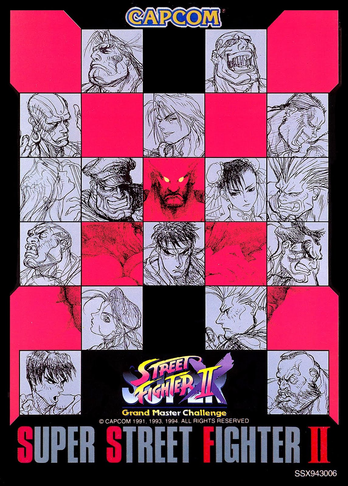 Steam Community :: Super Street Fighter 2 Turbo poster