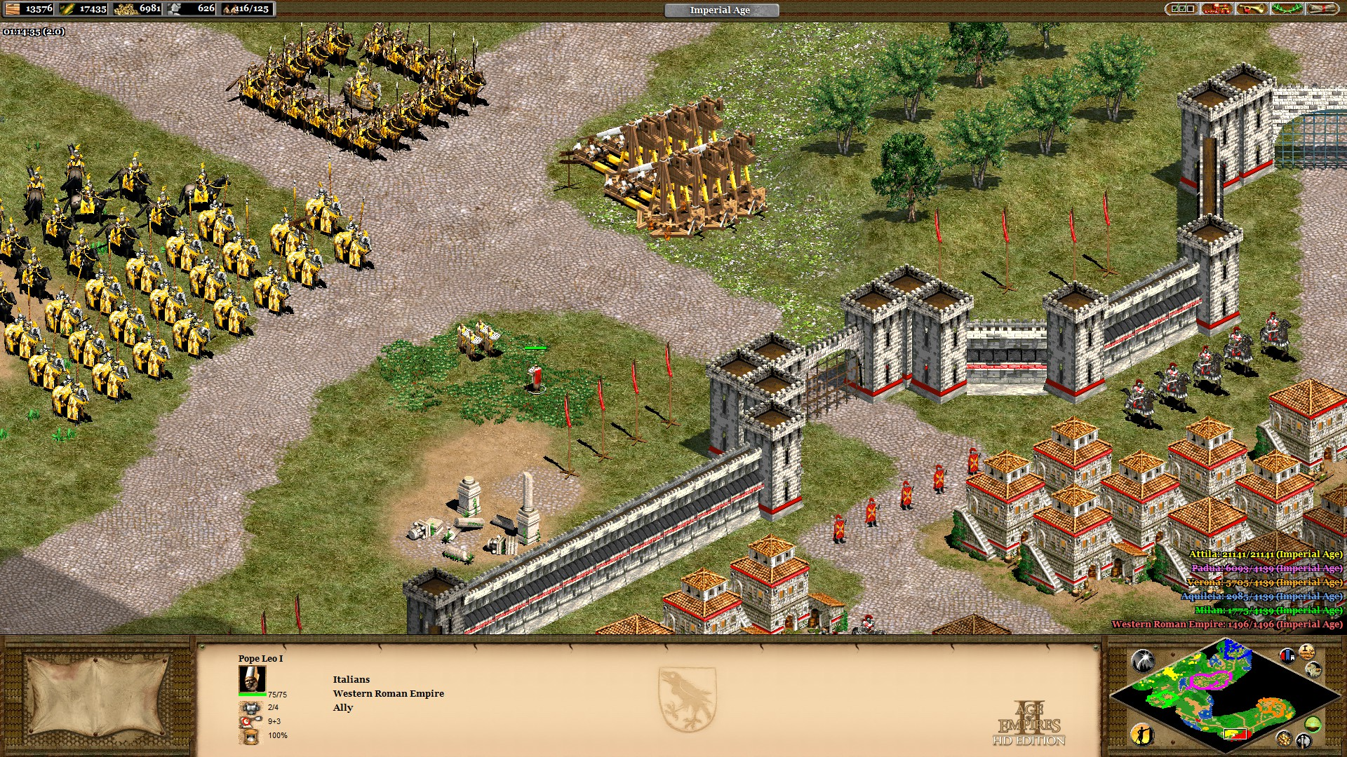 steam workshop original age of empires 2 campaigns updated to fe aof