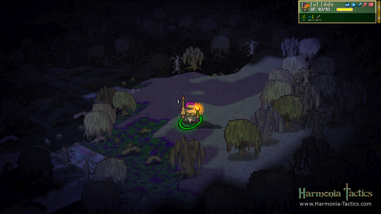 Steam Greenlight :: Harmonia Tactics
