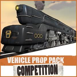 Steam Community :: Steam Train PRR T1 Locomotive :: Comments